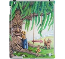 Weepy Willow iPad Case/Skin