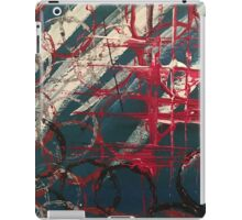 "Orginal painting ""lost in space"" iPad Case/Skin"
