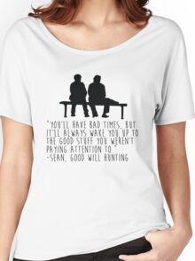 Good Will Hunting Women's Relaxed Fit T-Shirt