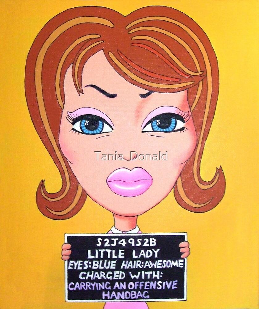 Yellow Mugshot by Tania  Donald