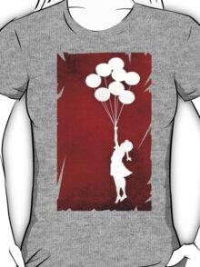 The Balloons Girls T-Shirt