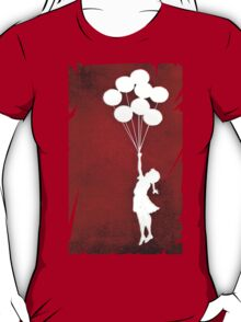 The Balloons Girls T-Shirt