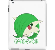 Pokemon Gardevoir! iPad Case/Skin