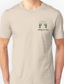 ...Sitting in a tree Unisex T-Shirt