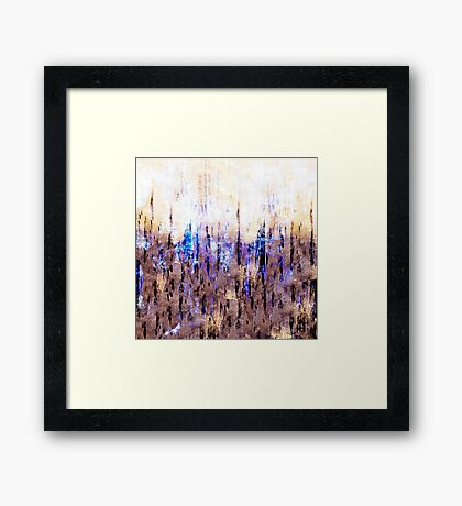 abstract 9,16d Framed Print