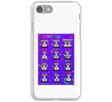 The Unicorn Zodiac (In Color!) iPhone Case/Skin