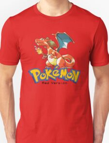 Charizard Red T-Shirt
