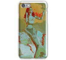 Mermaid and Mirror iPhone Case/Skin