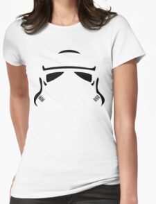 Trooper Womens Fitted T-Shirt