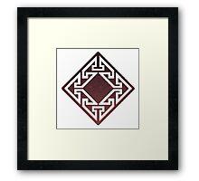 RESTAN  Framed Print