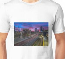 Dawn in Kenmore Square, Boston. Unisex T-Shirt