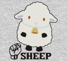 S is for Sheep - ASL Kids Tee