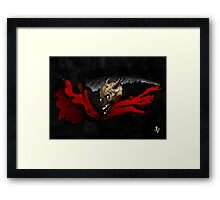 Collector of Souls Framed Print