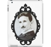 NikolaTesla Framed iPad Case/Skin