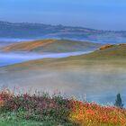 DAWN AT TUSCANY- Sea Of Fog by ad8465