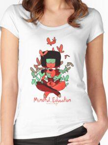Garnet! Women's Fitted Scoop T-Shirt
