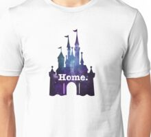 Castle Galaxy Unisex T-Shirt