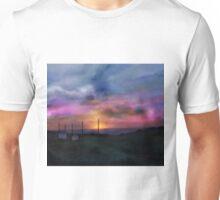 Beach Sun Set Unisex T-Shirt