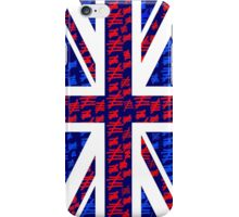 The Silence of the British iPhone Case/Skin