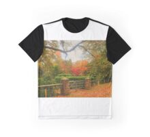 Colours of Mt Wilson Graphic T-Shirt