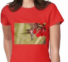 Gentle Caress Womens Fitted T-Shirt