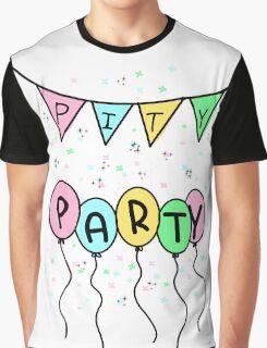 Pity Party- Melanie Martinez Graphic T-Shirt