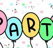 Pity Party- Melanie Martinez Sticker