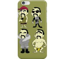 Mustache man's rare products iPhone Case/Skin