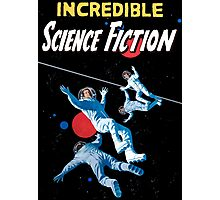 Incredible Science Fiction Photographic Print