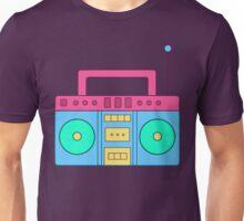 GF-S2E1 Funky Boombox Unisex T-Shirt