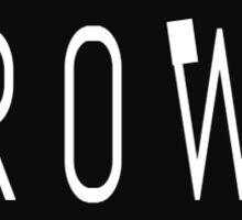 Row Sticker