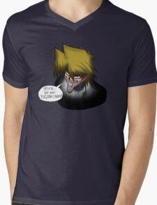 Creepy Joey Mens V-Neck T-Shirt