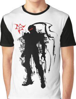 Berserker Fate Zero Knight of Honor Graphic T-Shirt