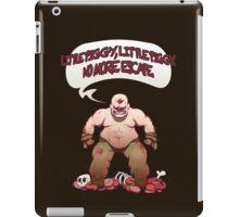 Little Piggy iPad Case/Skin