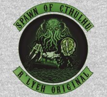Spawn of Cthulhu - R'lyeh Original Kids Tee