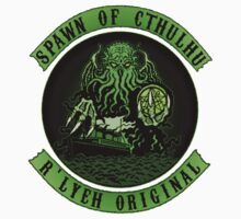 Spawn of Cthulhu - R'lyeh Original One Piece - Short Sleeve