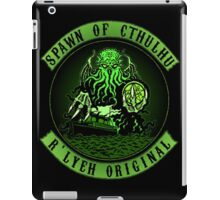 Spawn of Cthulhu - R'lyeh Original iPad Case/Skin