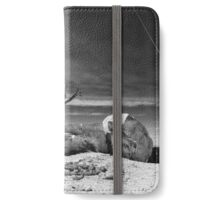 Rocks and Trees at Grand Canyon iPhone Wallet/Case/Skin