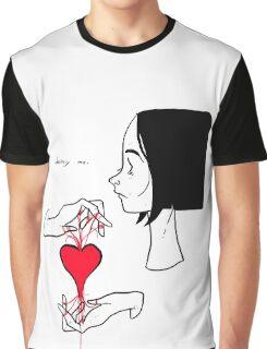 DESTROY ME Graphic T-Shirt