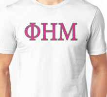 OHM Greek Logo Unisex T-Shirt