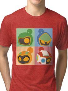 The Bomber Kings - Bomberman minimalist Tri-blend T-Shirt