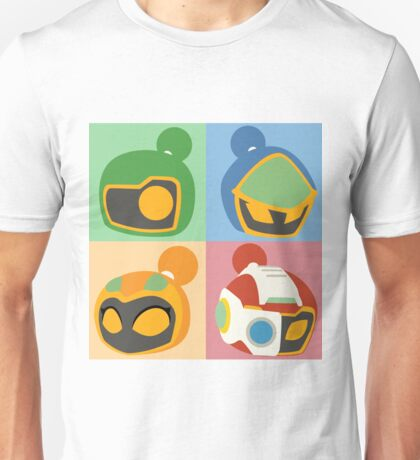 The Bomber Kings - Bomberman minimalist Unisex T-Shirt