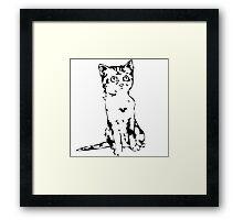 Andrew Jackson Jihad - Human Kittens (No Words) Framed Print