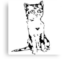 Andrew Jackson Jihad - Human Kittens (No Words) Canvas Print