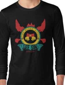 Lee Sin - The Blind Monk Long Sleeve T-Shirt