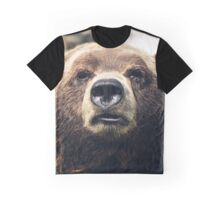 Grizzly Bear Graphic T-Shirt