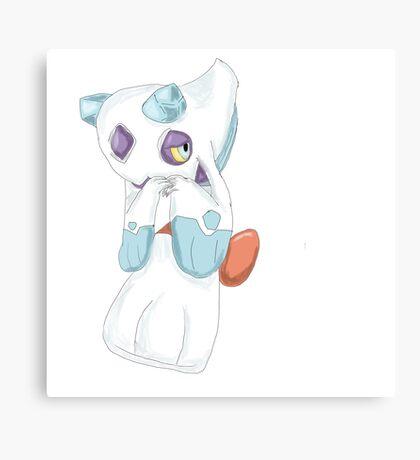 Pokemon-Froslass Canvas Print