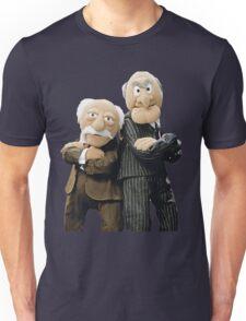 Statler and Waldorf Unisex T-Shirt