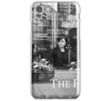 Urban Lifestyles: Through the Window iPhone Case/Skin