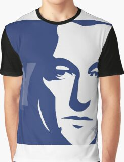 Terry Artwork Graphic T-Shirt